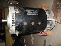 advanced DC 9 inch motor